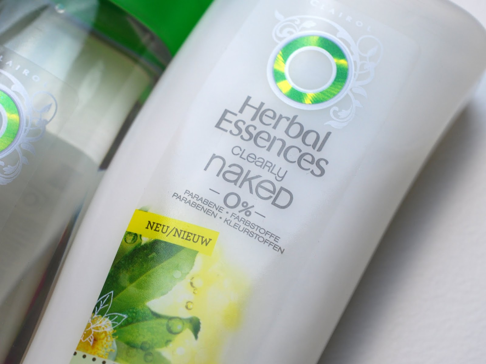 Herbal Essences Clearly Naked Glanz-Spülung