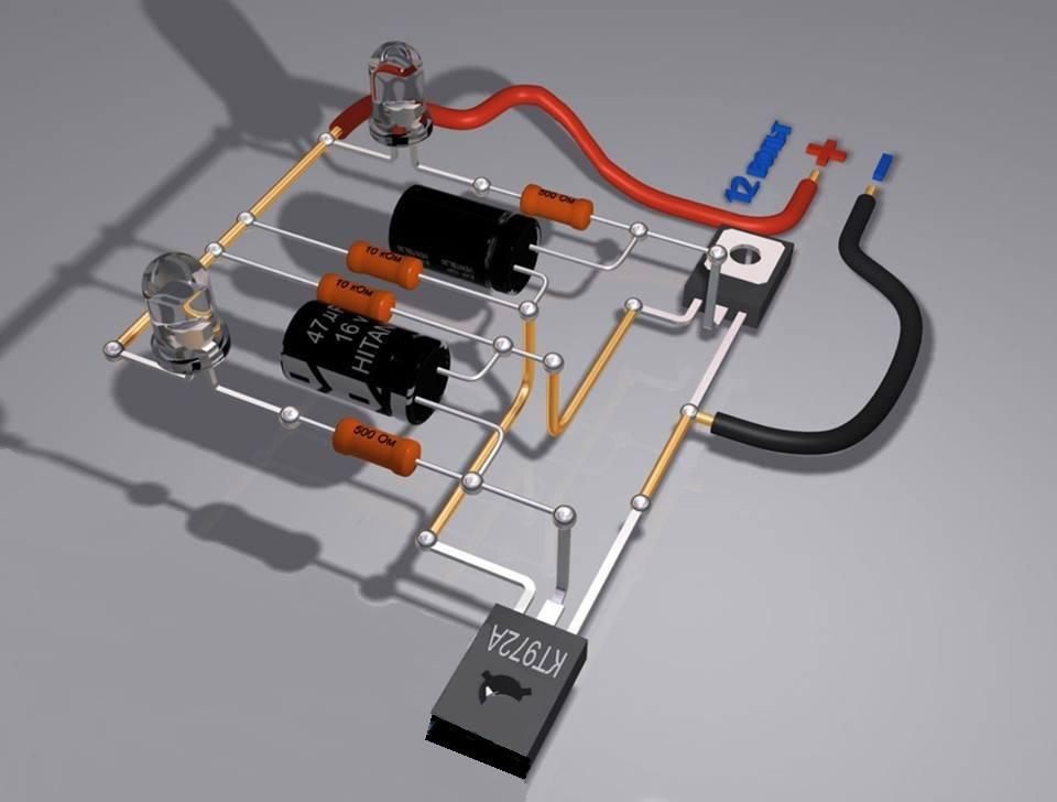 Как сделать электроника для дома 137