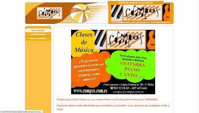 Nuestra prioridad radica en un compromiso con la educación musical en Valladolid. Nuestras clases están diseñadas para motivar y estimular a los alumnos de cualquier nivel y edad. A los estudiantes se les anima a experimentar la música y a tocar todo lo que sea posible...