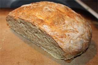Fare il pane senza impastare