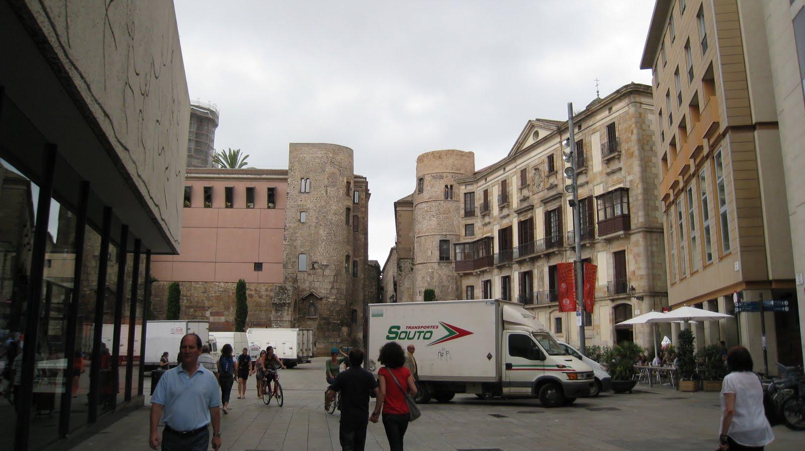 Pei espa a 2011 marcela carvajal recorrido centro - Centro historico de madrid ...