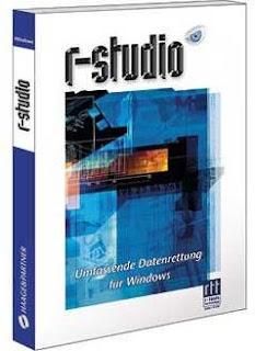 R-Studio 5.4 বিল্ড 134265 ফুল Key