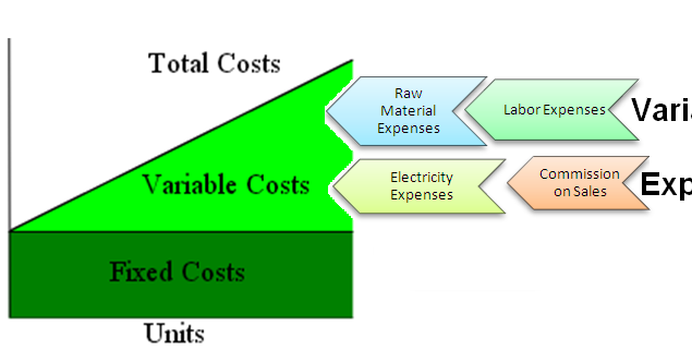 fixed cost and variable cost definition pdf