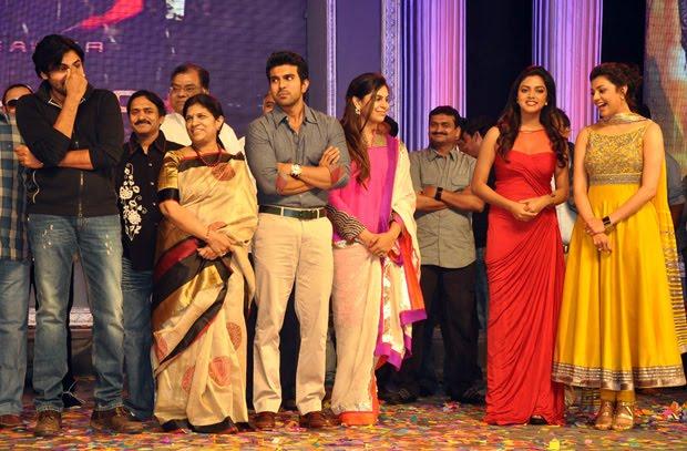 allu arjun at Naayak Audio Launch Photos