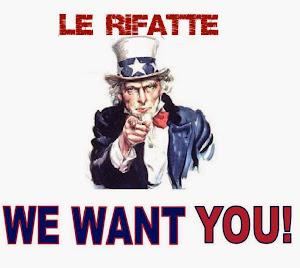 Io sto con le Rifatte e tu?