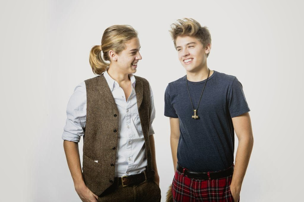 Dylan And Cole Sprouse 2013 Hair Dylan and cole sprouse