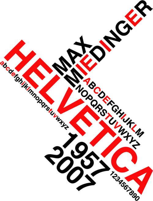 Helvetica 50 Years