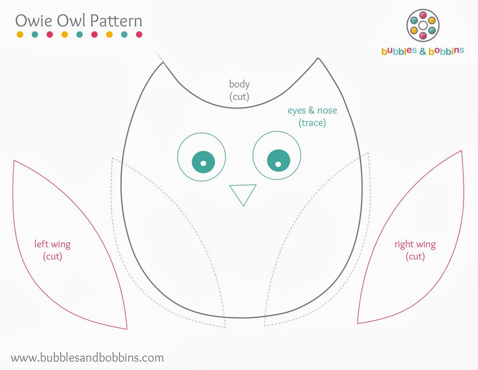 Owl Template All About OWL – Owl Template
