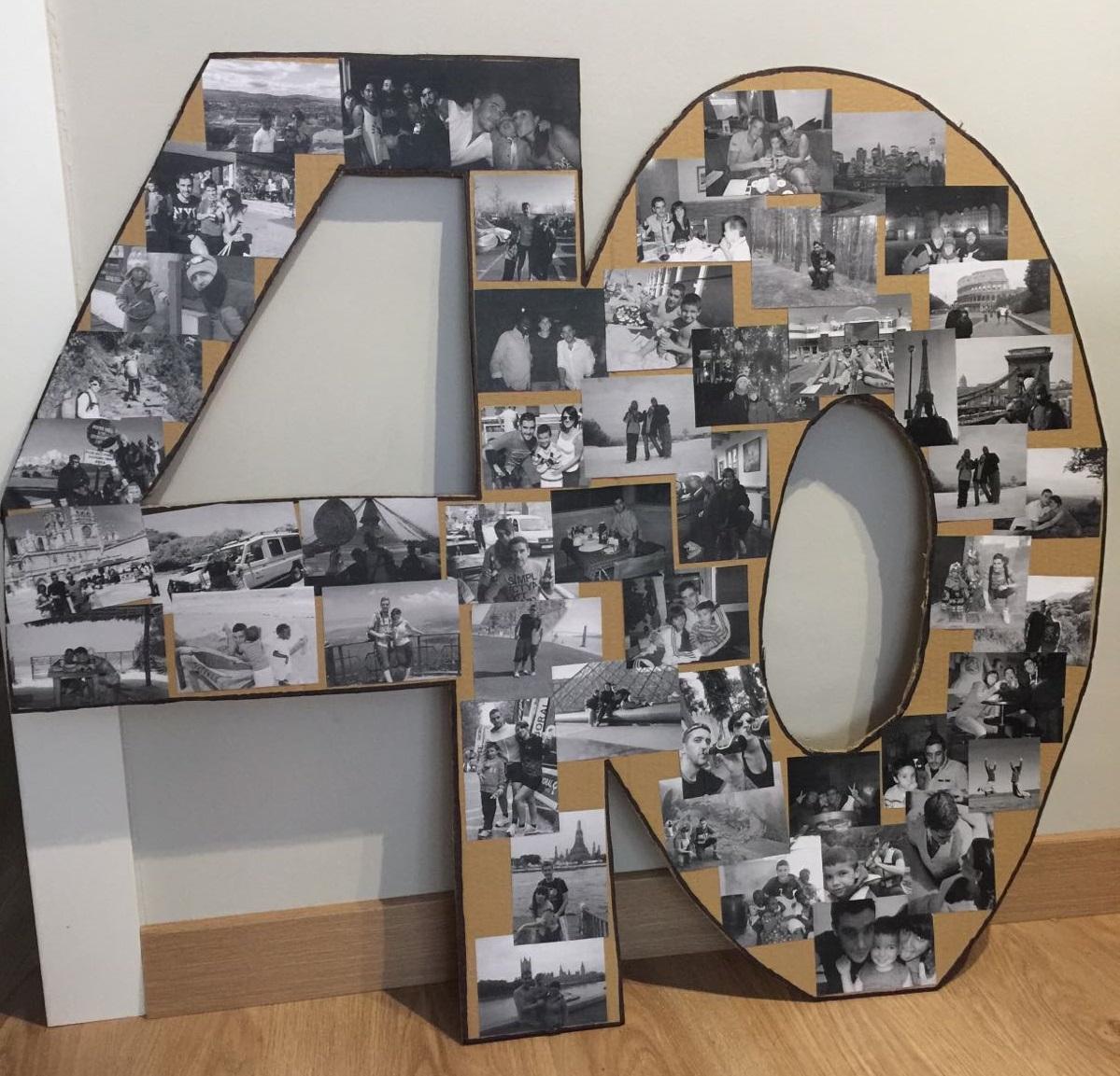 Alicia en el País de las Manualidades: Fiesta de 40 cumpleaños