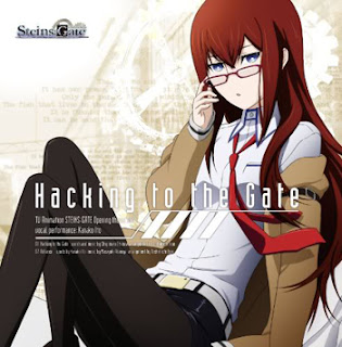 Steins;Gate OP Single - Hacking to the Gate