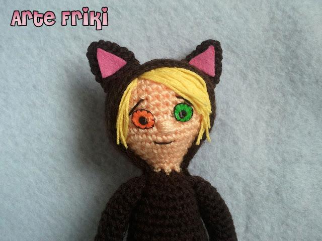 amigurumi muñeco ganchillo doll crochet person