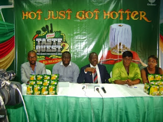 Knorr taste quest season two