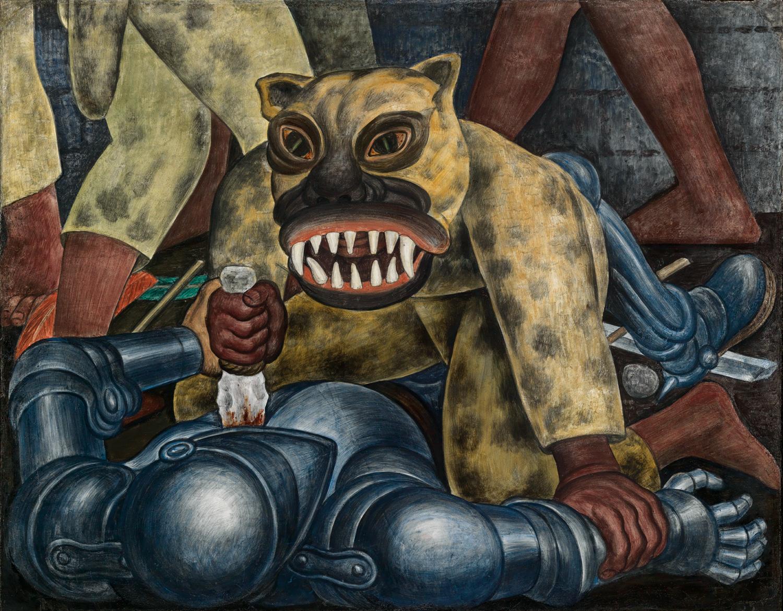 Arte trasalimenti diego rivera al moma for Diego rivera mural new york