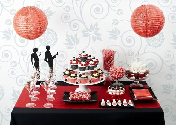 enfeites japoneses para jardim: : Inspiração para decoração de mesas para festas adultas