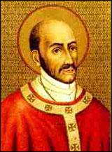 Ilustraación de Santo Toribio de Mogrovejo
