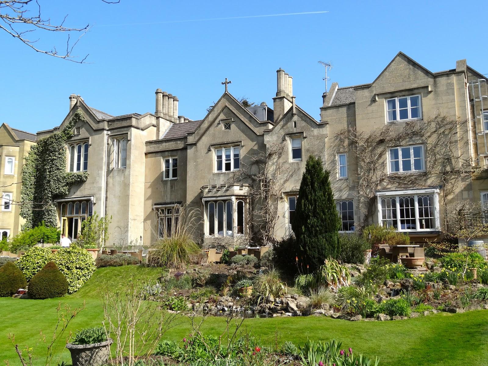 Luxury Spa Hotel en Bath - The Bath Priory - Hotel, Restaurante y Spa