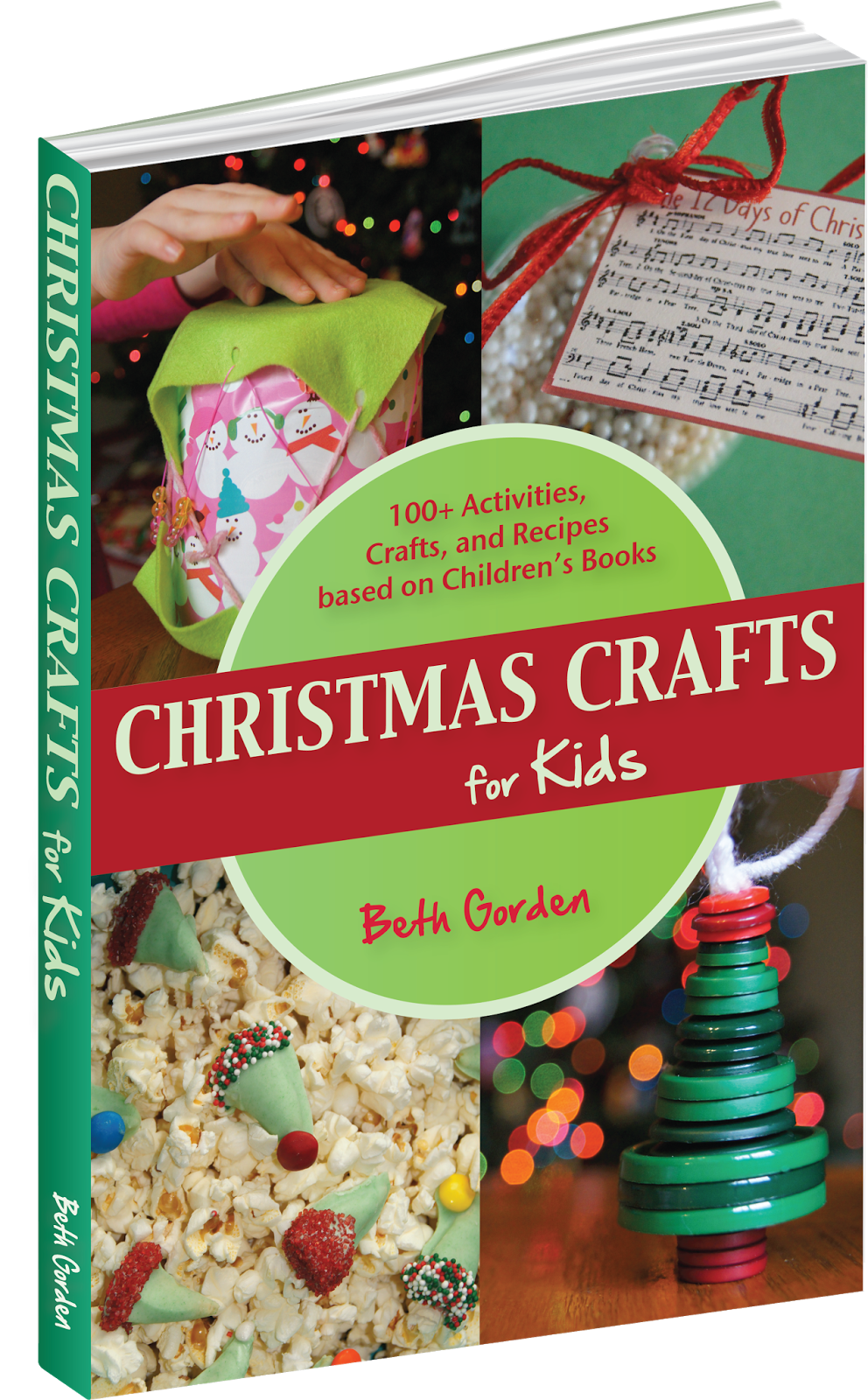 Christmas crafts for kids 100 activities crafts and for Free christmas crafts for kids