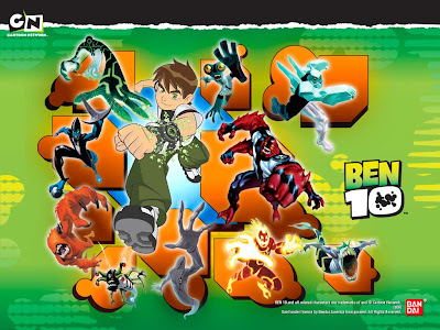 Ben 10 Ultimatrix Oyunu