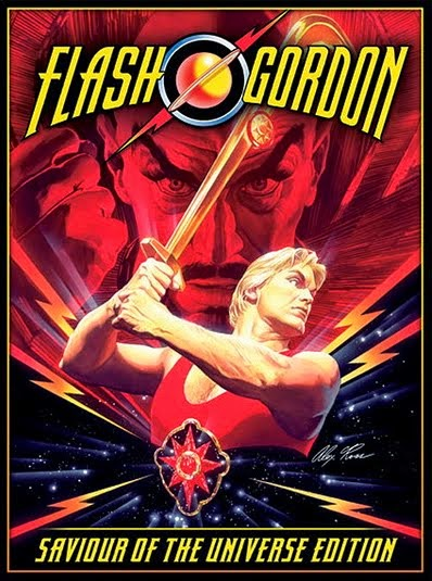 DVDs in my collection: Flash Gordon