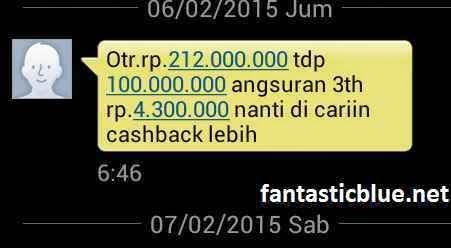 Survey Kredit Mobil di Bank Panin