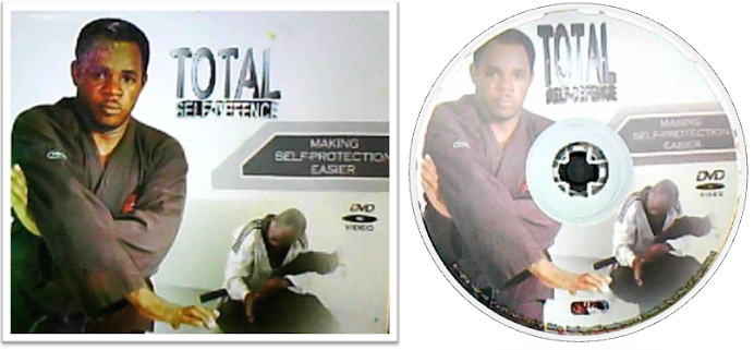FIRST SELF-DEFENCE AUDIO-VISUAL TRAINING AID IN CD FORMAT