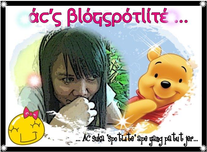 AC's bLogspoTLite