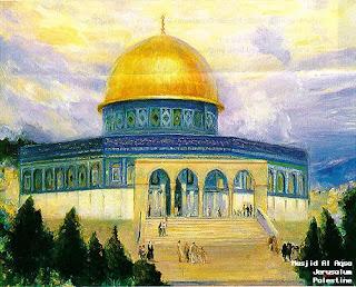 Masjid Al Aqsa Palestina