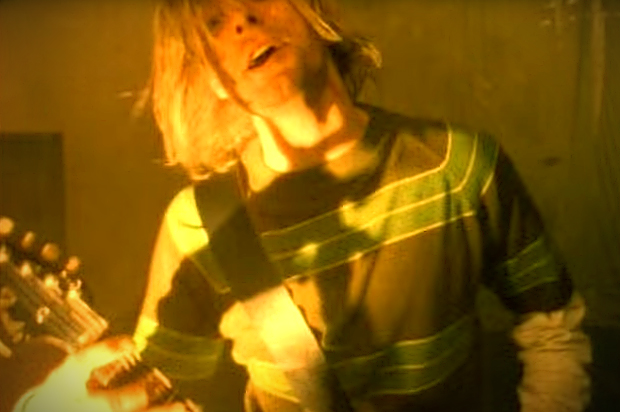Nirvana, Pear Jamp :Smells Like Teen spirit