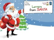 Letters to Santa logo