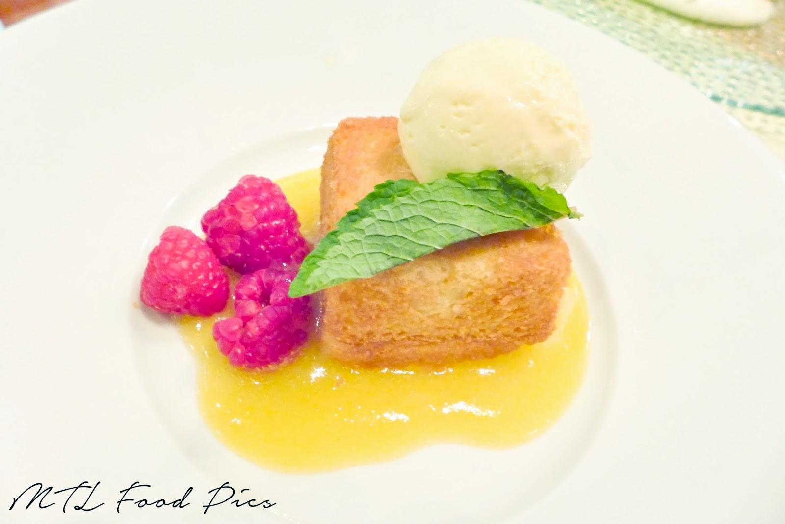 Tres Leche Ice Cream, Dulce de Leche Cake - Lavanderia Montreal
