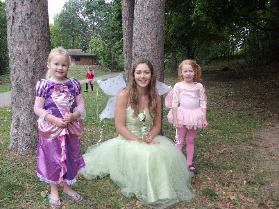 Brockville Fairies in the Park