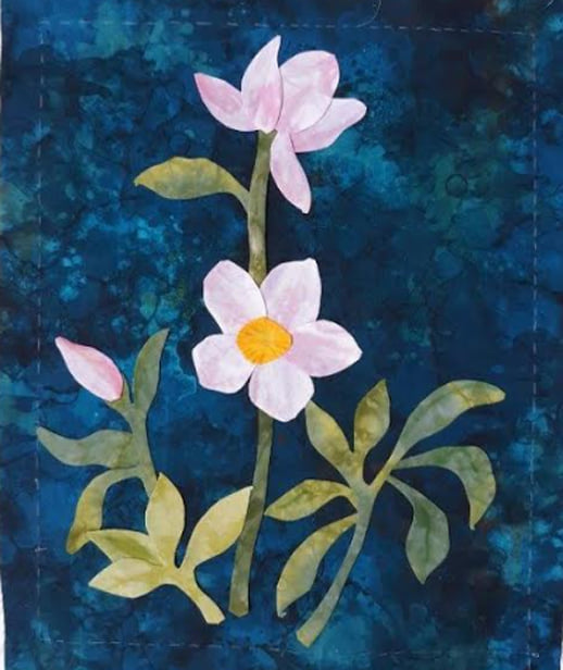 Flora Delanica BOM #3: Christmas Rose