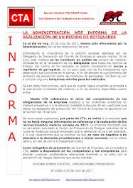 LA ADMINISTRACIÓN NOS INFORMA DE LA REALIZACIÓN DE UN PEDIDO DE BOTIQUINES