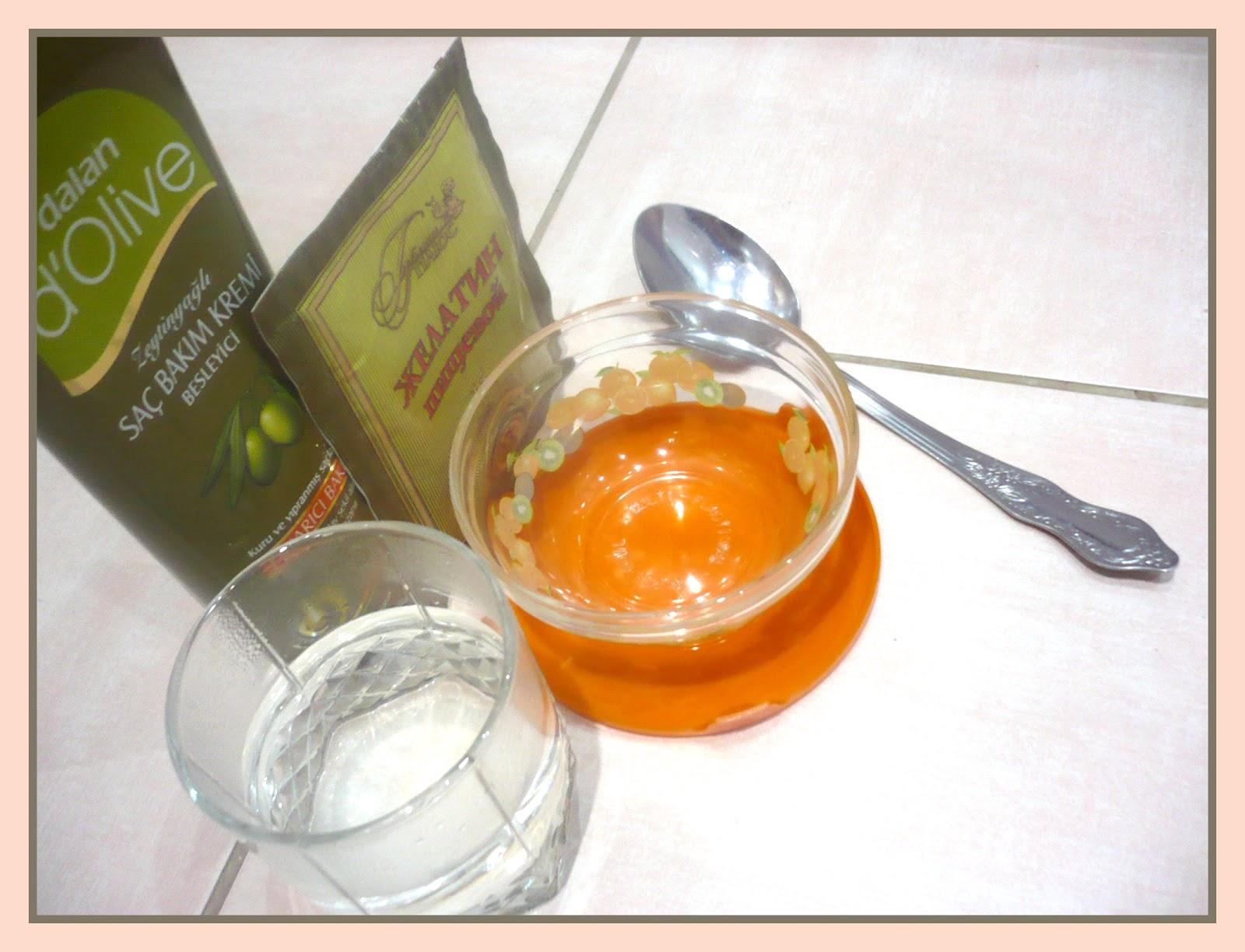 Рецепт ламинирование волос в домашних условиях с желатином рецепт