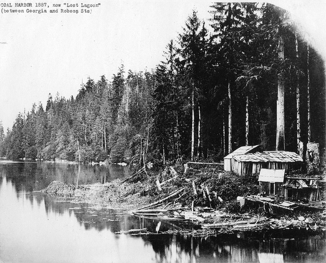Vancouver in the past, History of Vancouver