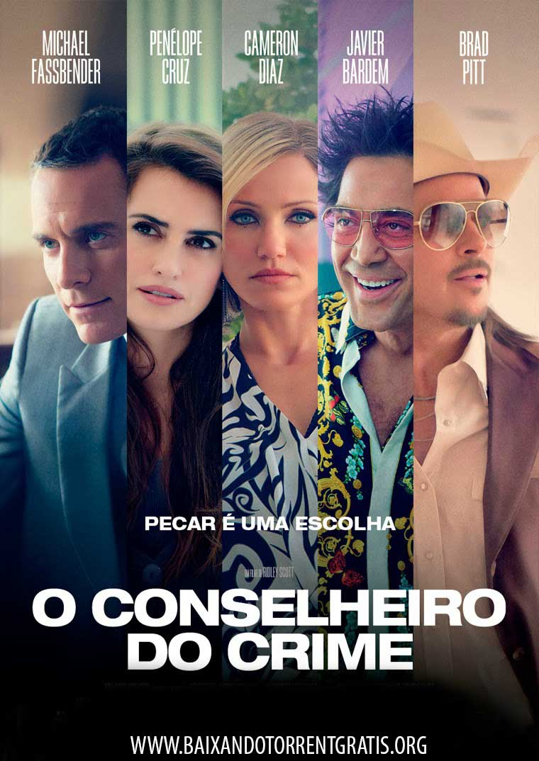 O Conselheiro do Crime Torrent - BluRay 720p/1080p Dublado