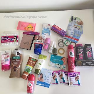 blog çekilişi kozmetik