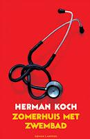 Zomerhuis met Zwembad Herman Koch cover