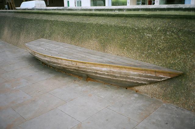 London bench Albert Embankment
