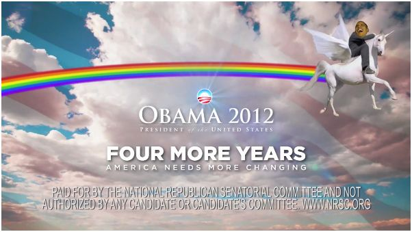 unicorns want obama 2012