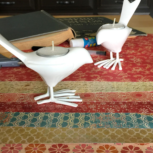 Brainstorming Bird Collages