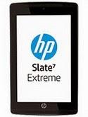 HP Slate7 Extreme Specs
