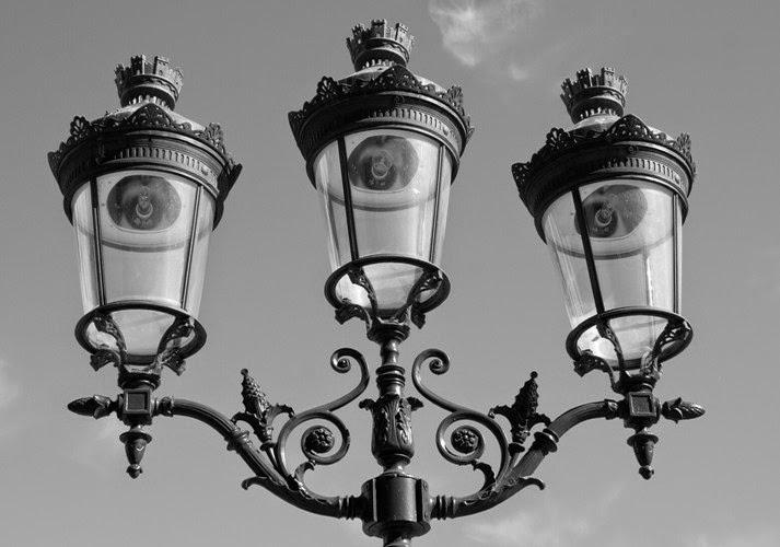 Black and White Photos - Urban France