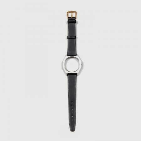 timeless leather watch