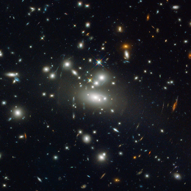 Galaxy Cluster Abell S1077
