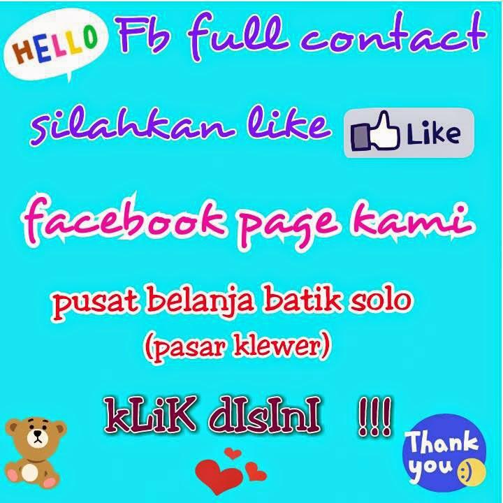 http://www.facebook.com/jualbatik