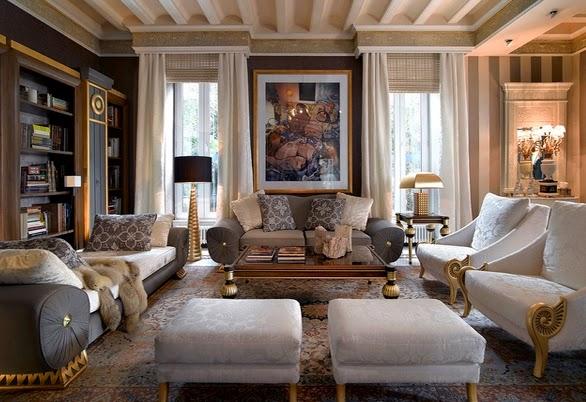 Ideas de diseño de interiores de lujo 10
