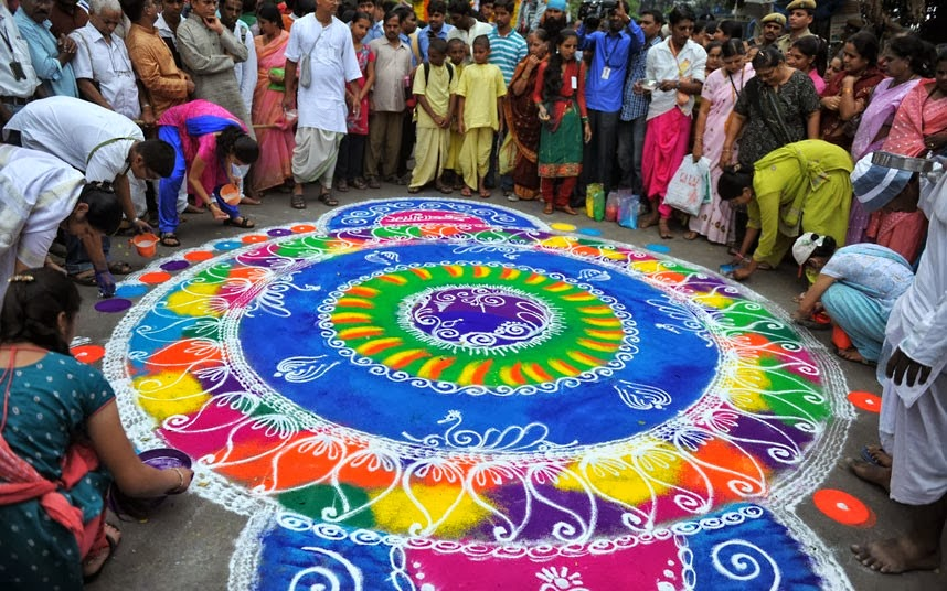 Global Time Machine: A Mandala of Hindu Beliefs