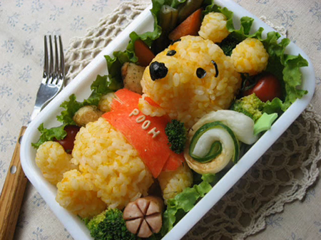 I love japanese food for Asian cuisine ppt