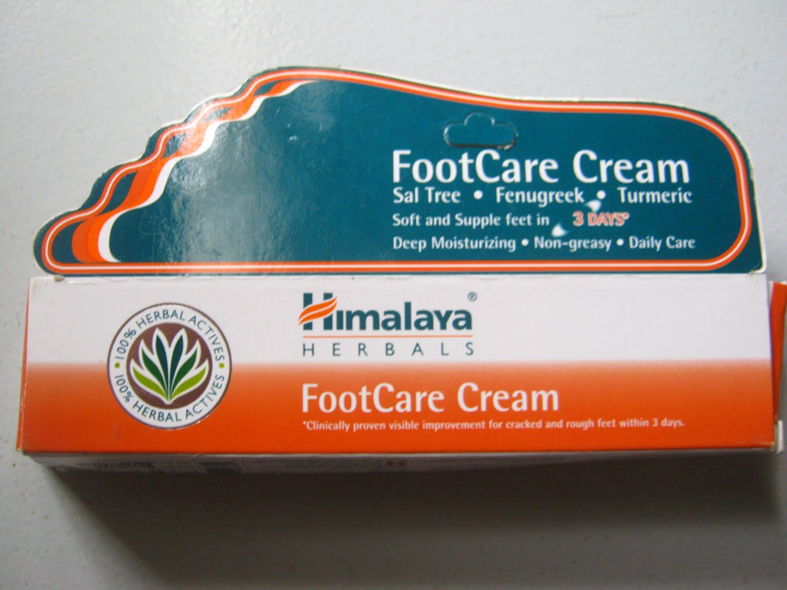 himalaya foot care